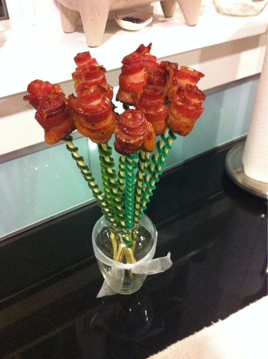 Definitely how to win me over on Valentine's day. Or a Sunday. Or any given day of the week!