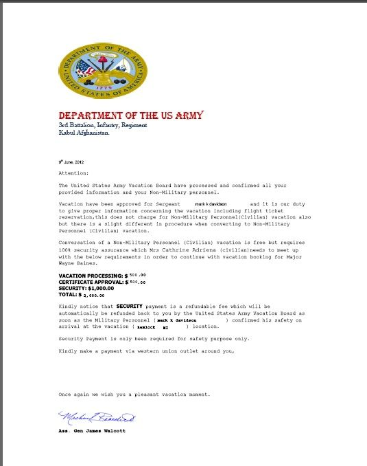 Vacationboardfixed Award Template Counseling Artists Army Military Sample Resume Money