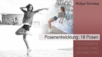 Gezielte Posing-Tipps - Digitale Fotopraxis: Aktfotografie - YouTube