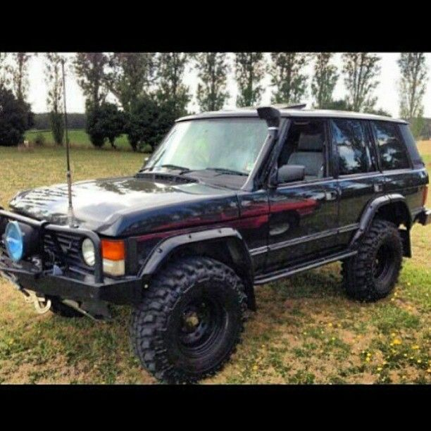 Land Rover Discovery Off Road Accessories: Beautiful Range Rover!