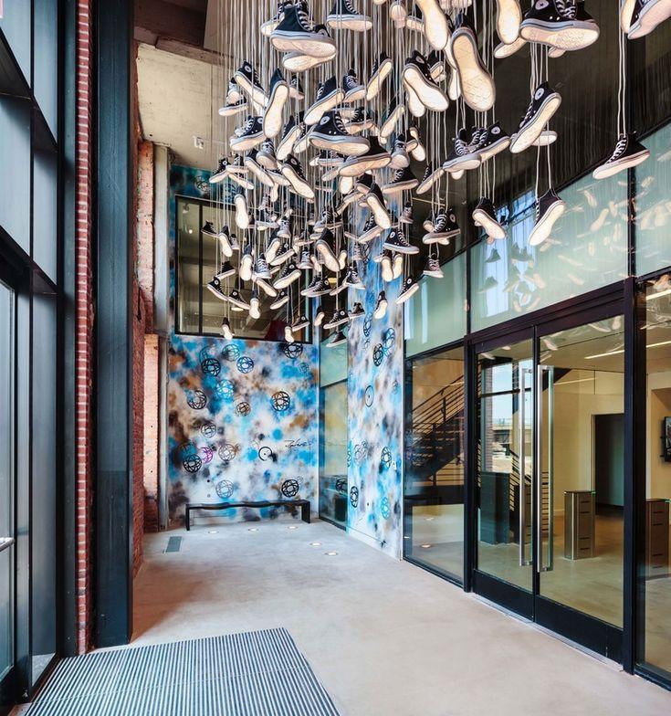 ce05de25a940 Jennifer Carpenter Designs Converse s New Boston HQ