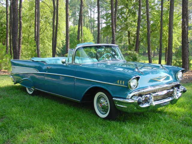 57 Belair Convertible Classic Cars Chevy Classic Cars Chevrolet Bel Air