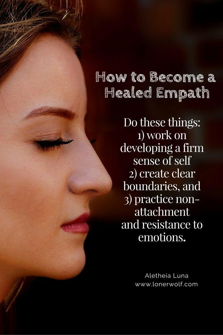 8 Ways to Be a Healed, Whole Empath | INFJ/Empath/HSP