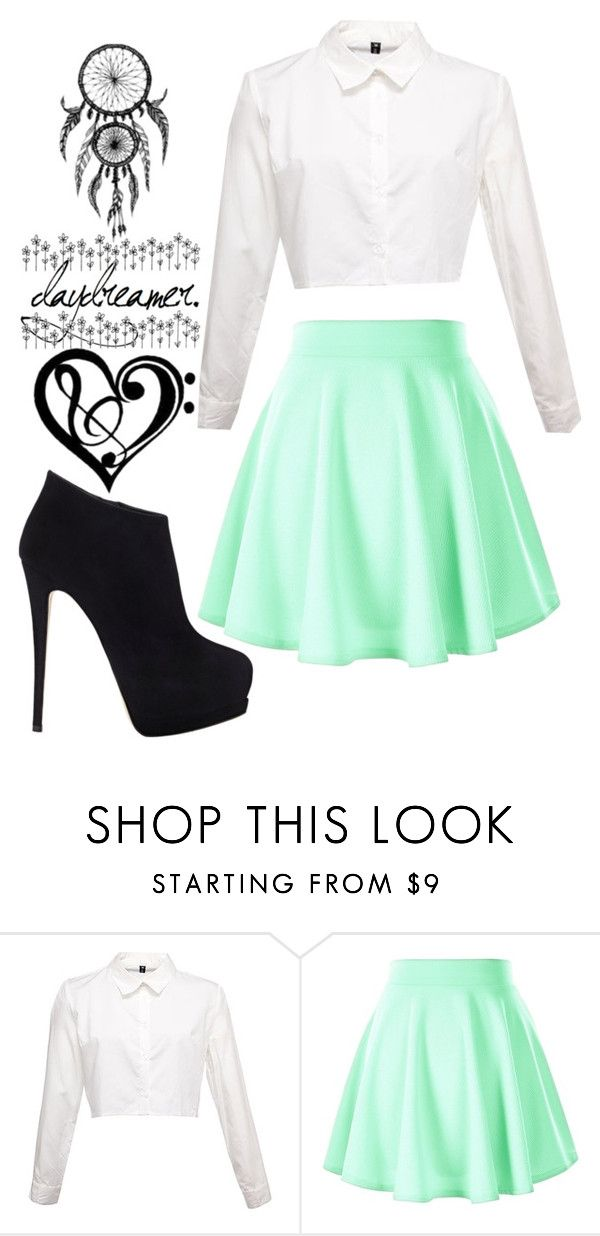 """Today is the youngest you'll ever be"" by falloutgirl29 ❤ liked on Polyvore featuring Giuseppe Zanotti"