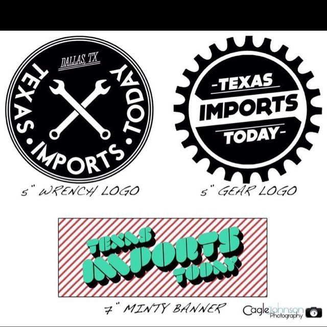 designed some logos for a friends car group check em out text rh pinterest com Tuner Car Logo Group Car Audio Logo