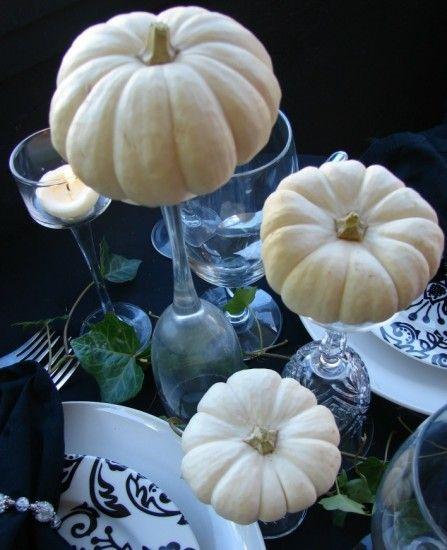 Fall Themed Wedding Decorations