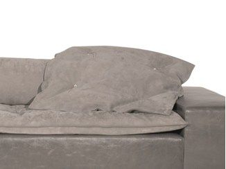 Square Sofa Cushion HARD U0026 SOFT SLIM   BAXTER