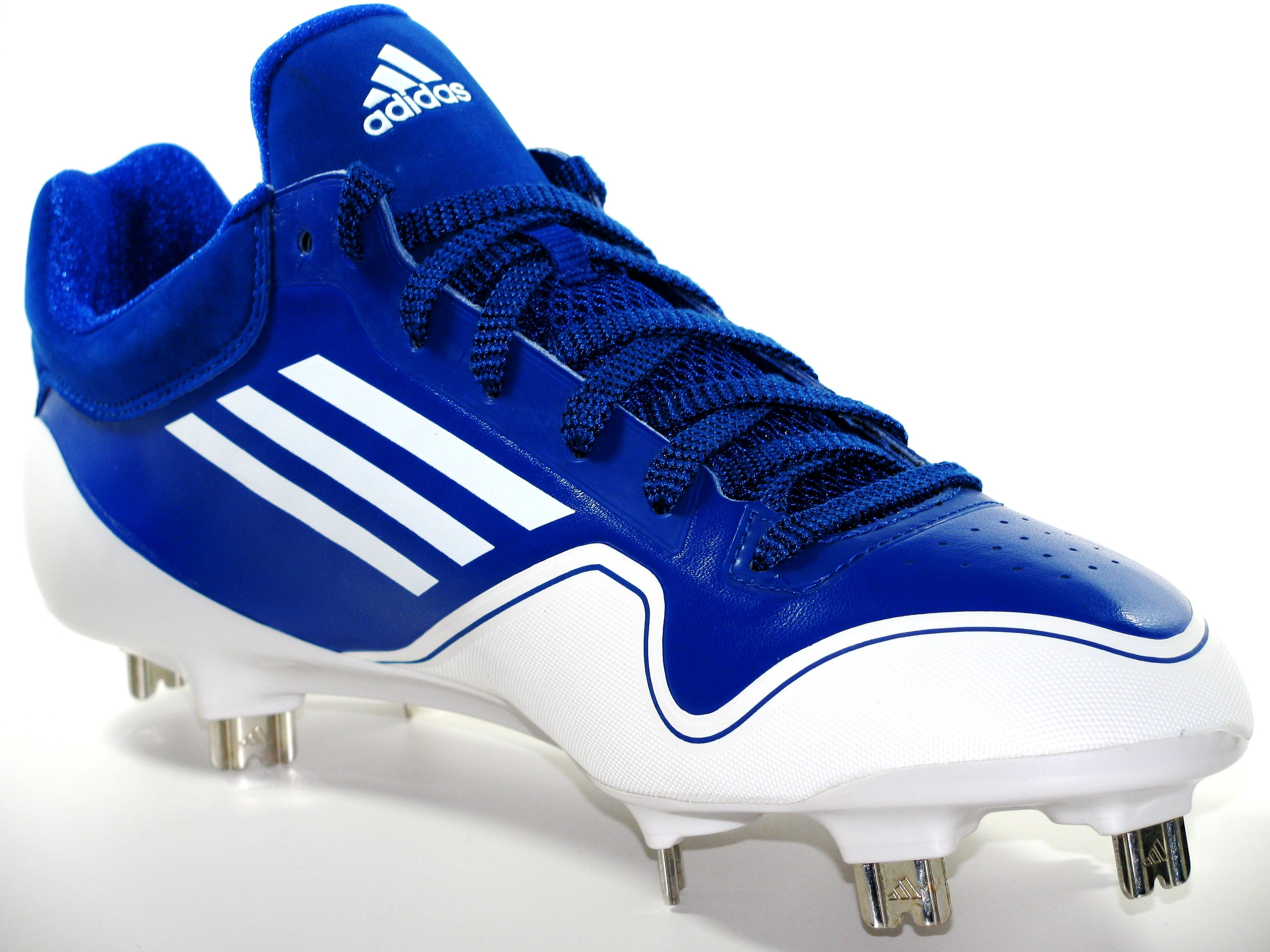 Adidas adizero 5tool metal baseball cleats metal