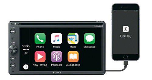 Sony XAVAX200 DVD Receiver w/Bluetooth MP3 Satellite