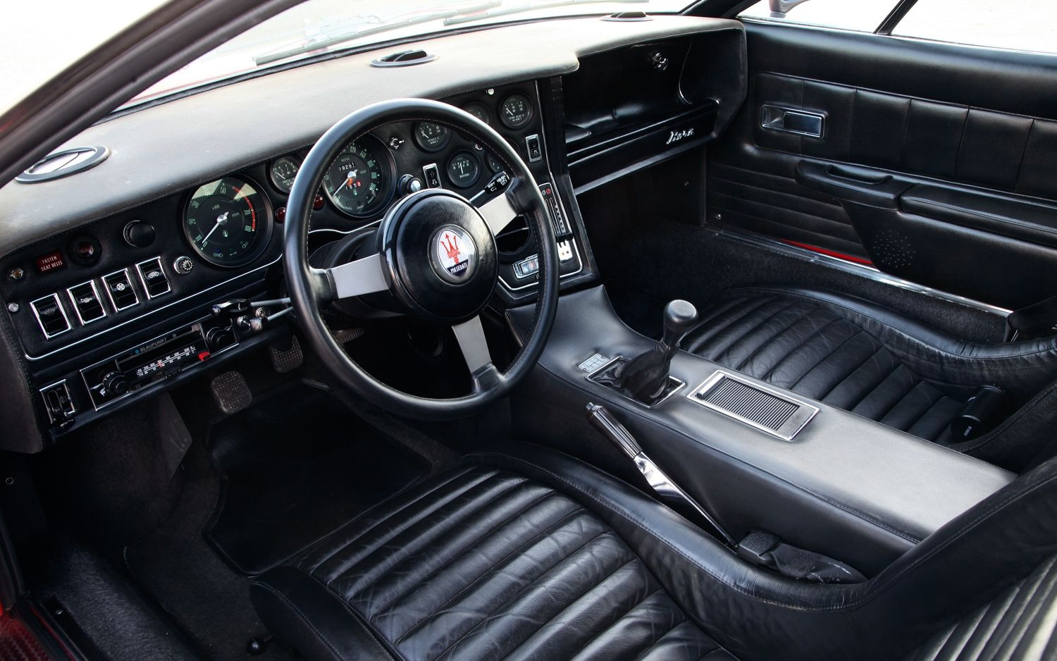 1972 Monte Carlo Front Bench Seat