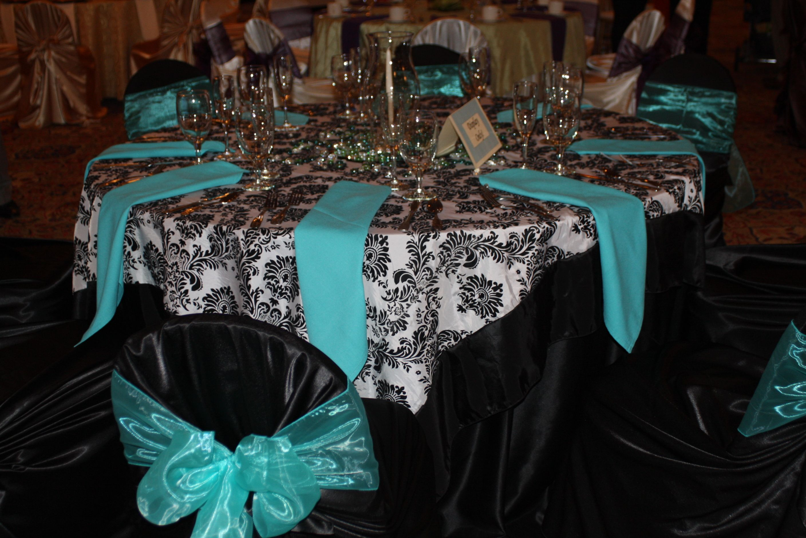 Just An Idea Of How The Black Would Look With The Tiffany