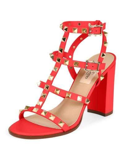 Sandals   Heels, Block heels sandal