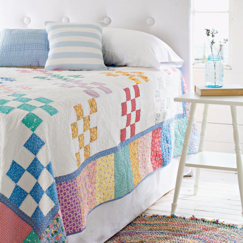 Suite Dreams Bed quilt patterns, Quilt bedding, Quilt