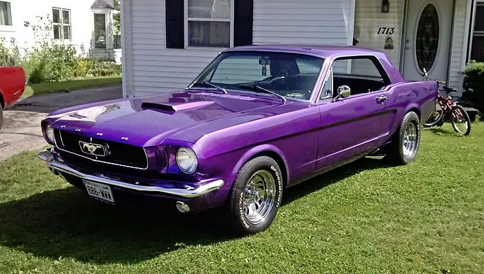Dusty S Dream 1965 Ford Mustang 302 By Tommy Kn Click To Find Out More