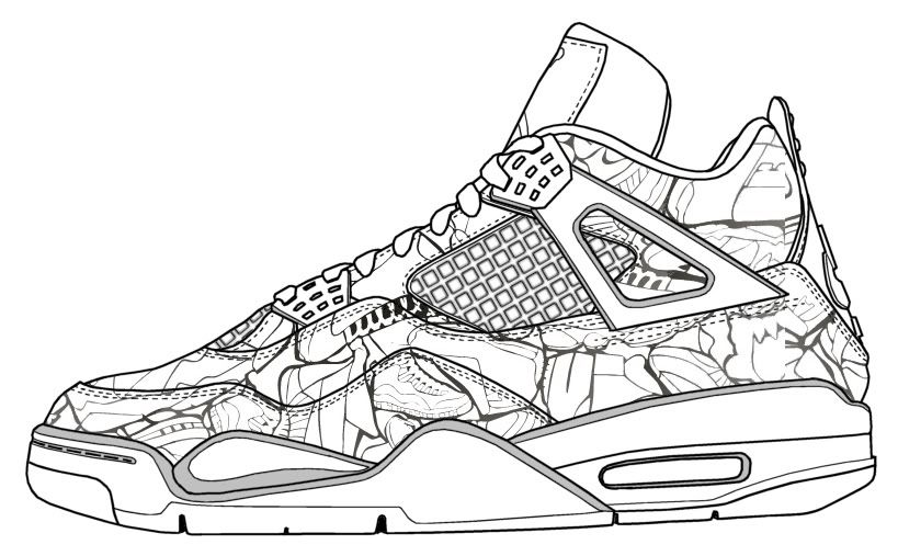 5th Dimension Forum ~ View topic - [[ OFFICIAL Air Jordan Templates ]] · Shoe  TemplateJordan ...