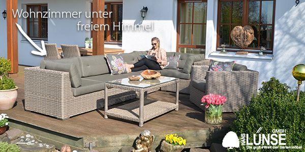 Loungemöbel für Garten, Terrasse und Balkon Legen Sie Wert auf