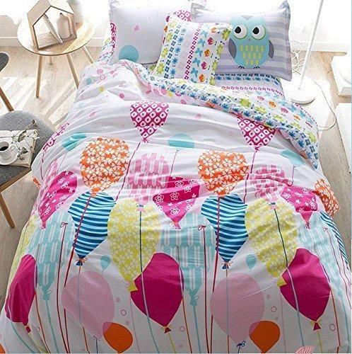 Lelva Cartoon Princess In Bed With A Cotton Jacket Kids Bedding Girls Children S Duvet Cover Set Beds For Kids Girls Childrens Duvet Covers Girls Bedding Sets