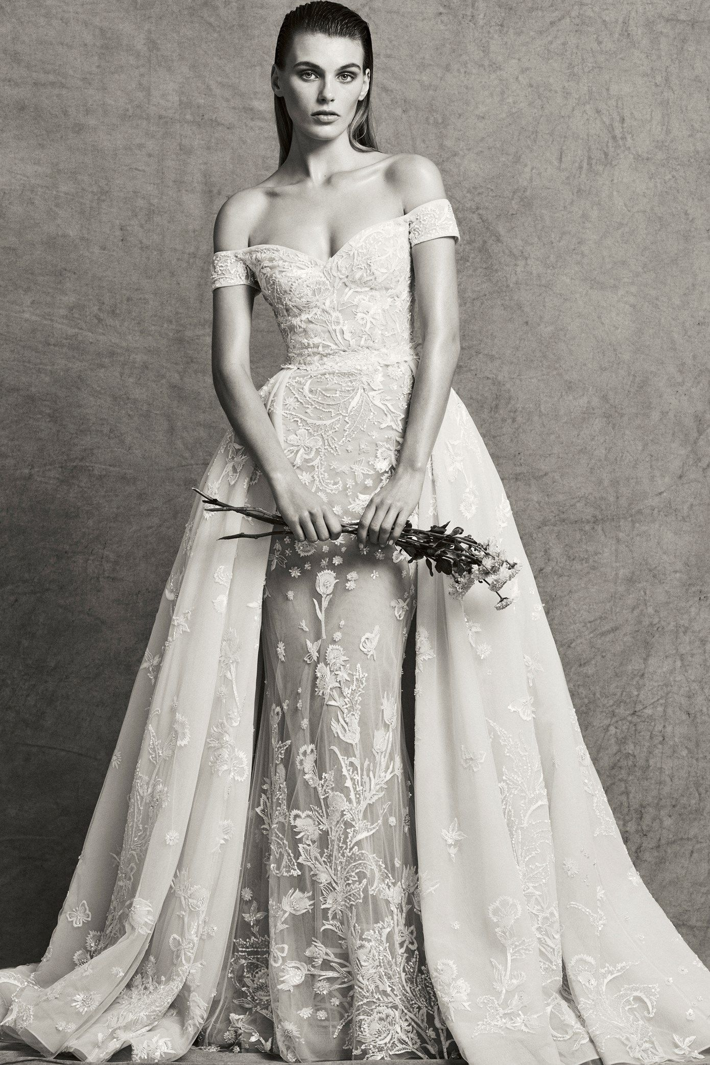 Zuhair murad bridal wedding dress collection wedding dress