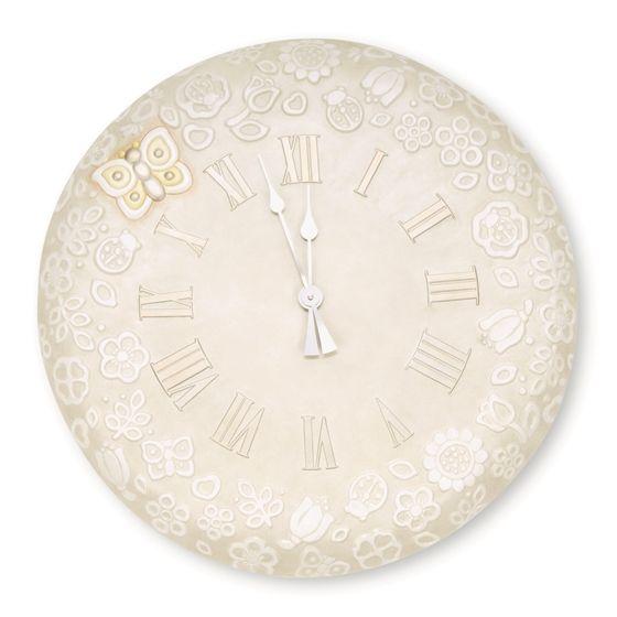 orologio da parete prestige thun thun swarovski