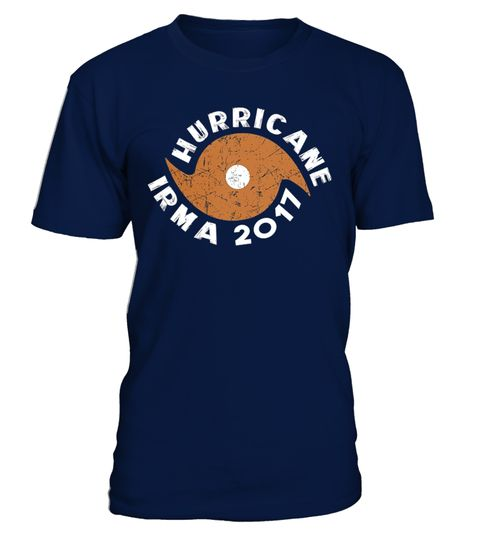 # I Survived Hurricane Irma 2017 TShirt .  Residents in cities affected by Hurricane Irma in the State of Florida we are with you as you rebuild and get back to your feet. Floridans are tough, brave, and resilient. Hurricane Irma Victim Support T-Shirt.