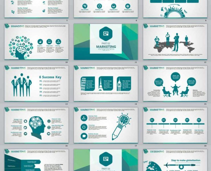 pin by powerpoint templates download