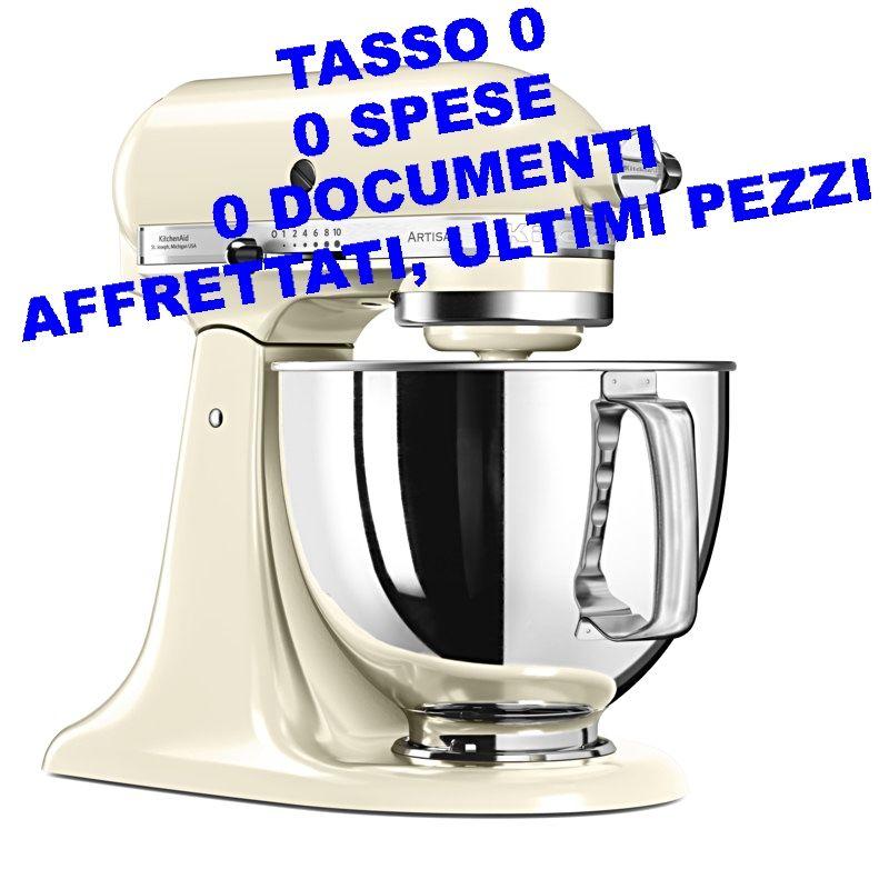 ROBOT PLANETARIA ARTISAN 4.8 LT CREMA IKSM125AC Descrizione: ARTISAN ...
