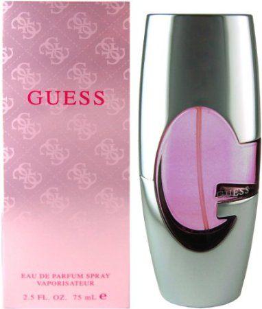 Amazoncom Guess New By Guess For Women Eau De Parfum Spray 25 Oz