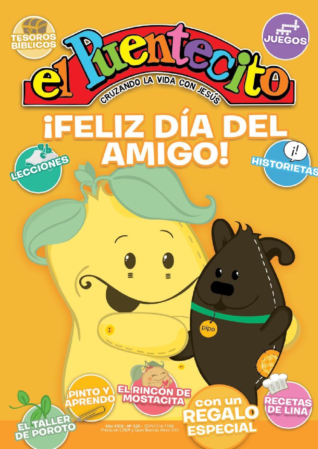 Revista El Puentecito nº 320 Dia del amigo, Revistas