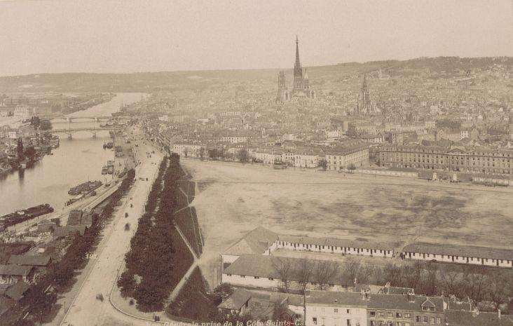 Rouen   Neurdein Fr U00e8res