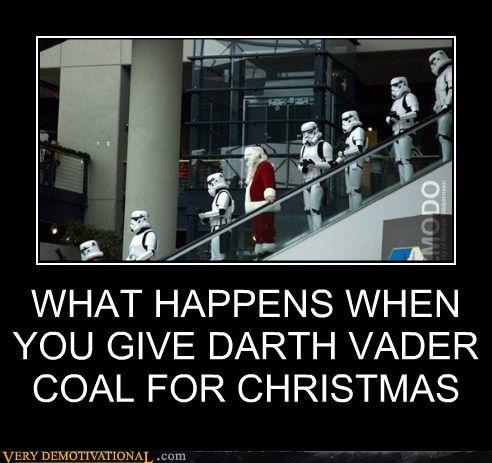 e2100bcbfc3b62ed12e883e9f6d520ca what happens when you give darth vader coal for christmas darth