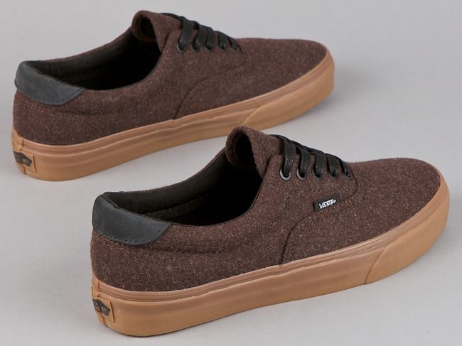 all brown vans