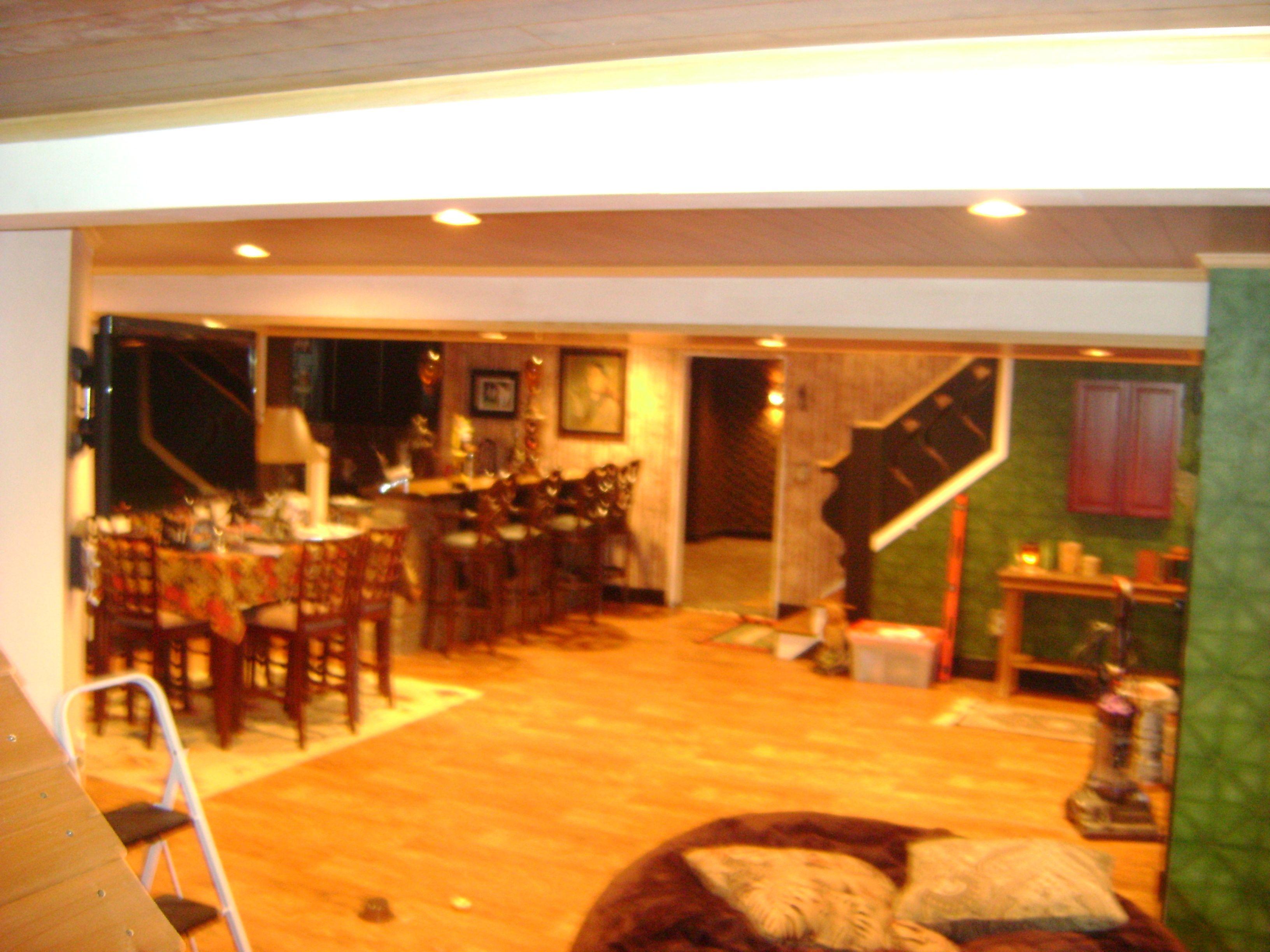Basement Vinyl Floor Installation Vinyl flooring