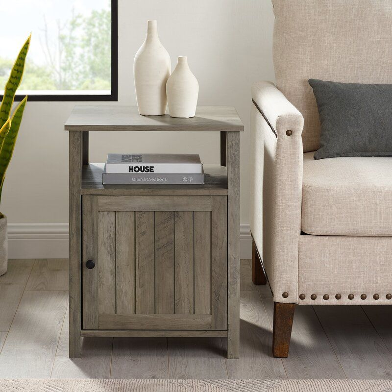 Justice Nightstand En 2020 Table D Appoint Table