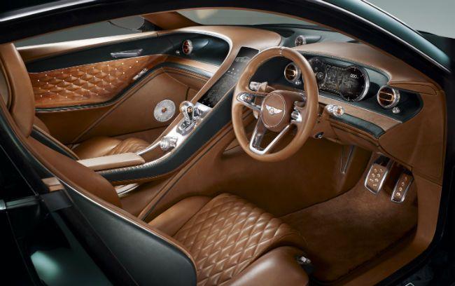 2018 Bentley Continental Gt Interior Cool Stuff Bentley Speed