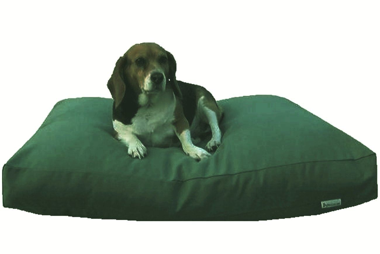 Dogbed4less Large Memory Mix Comfort Foam Pet Dog Bed Pillow With Waterproof Internal Liner And Durable Washable Waterproof Dog Bed Dog Pet Beds Dog Pillow Bed