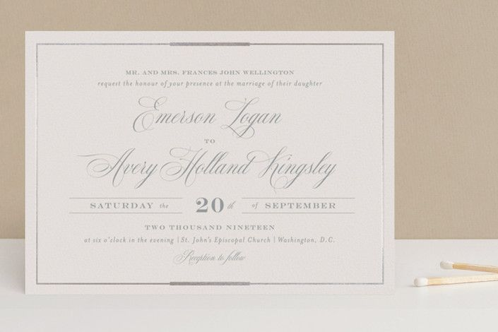 Cambridge by Little Words Design at minted Wedding Pinterest - fresh invitation card quotes for freshers party