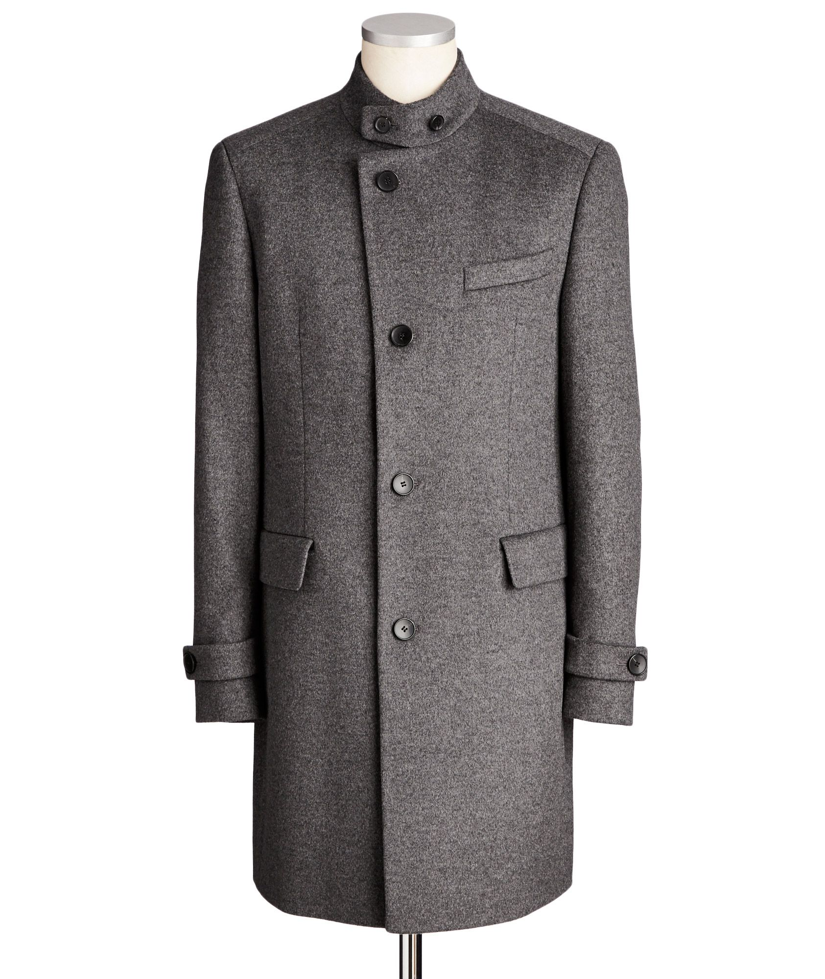 b432027a8620 BOSS Cashmere Blend Coat