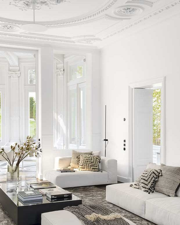 Maisonsblanches  ccredit arquitecturayd   also best interior design inspirarions delightfull visit us rh pinterest