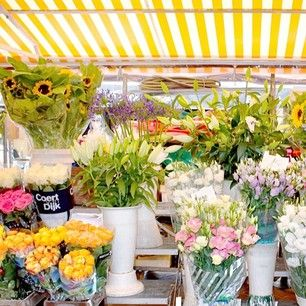 Cours Saleya (Nice, France)   35 Food Markets Around The World To Put On Your Travel Bucket List