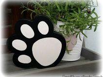 Hundepfote Katzenpfote Holz Pfote Tatze Mit Bildern