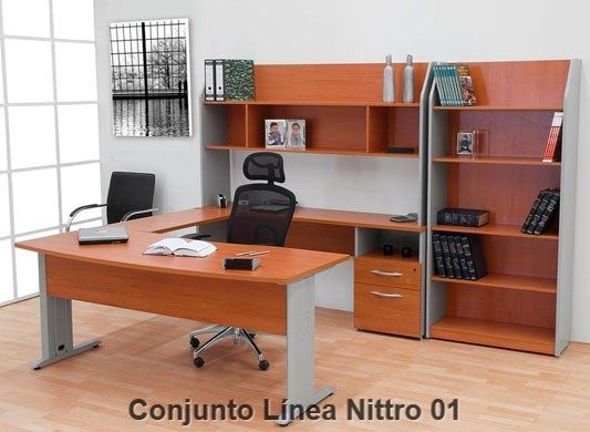 Escritorios de oficina para direcci n o gerencia modernos for Muebles para oficinas ejecutivas