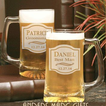 Personalized Beer Gl Bridesmaid Gift Google Search