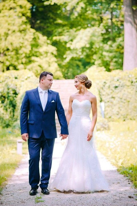 Manželia Tichí Svadobný salón Valery