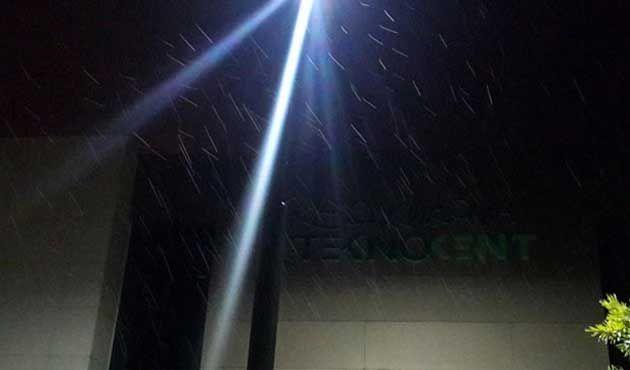 Adana'ya 15 yıl sonra ilk kez kar yağdı