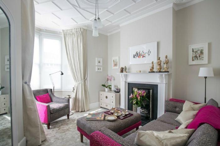 23 Wohnzimmer farben ideen