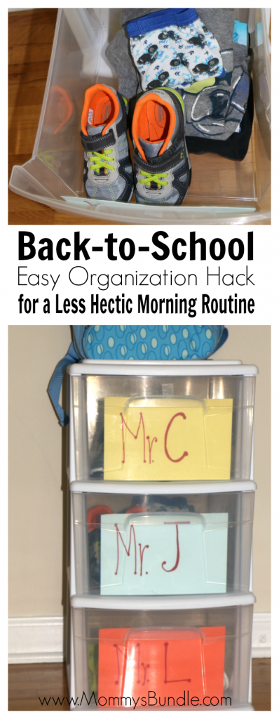 Sanity-Saving Morning Routine Hack for Moms #morningroutine