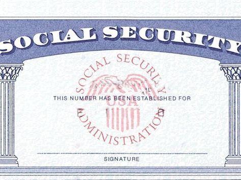 1378474965000 Social Security Card Jpg 534 401 Card Templates Free Social Security Card Card Templates Printable
