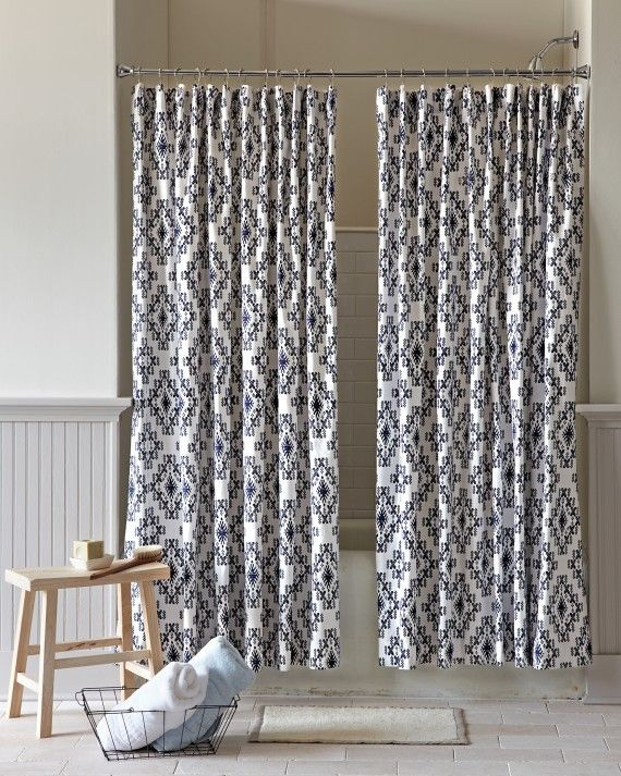 Answer Once A WeekVinyl Synthetic Cotton And Hemp Shower Curtain Liners