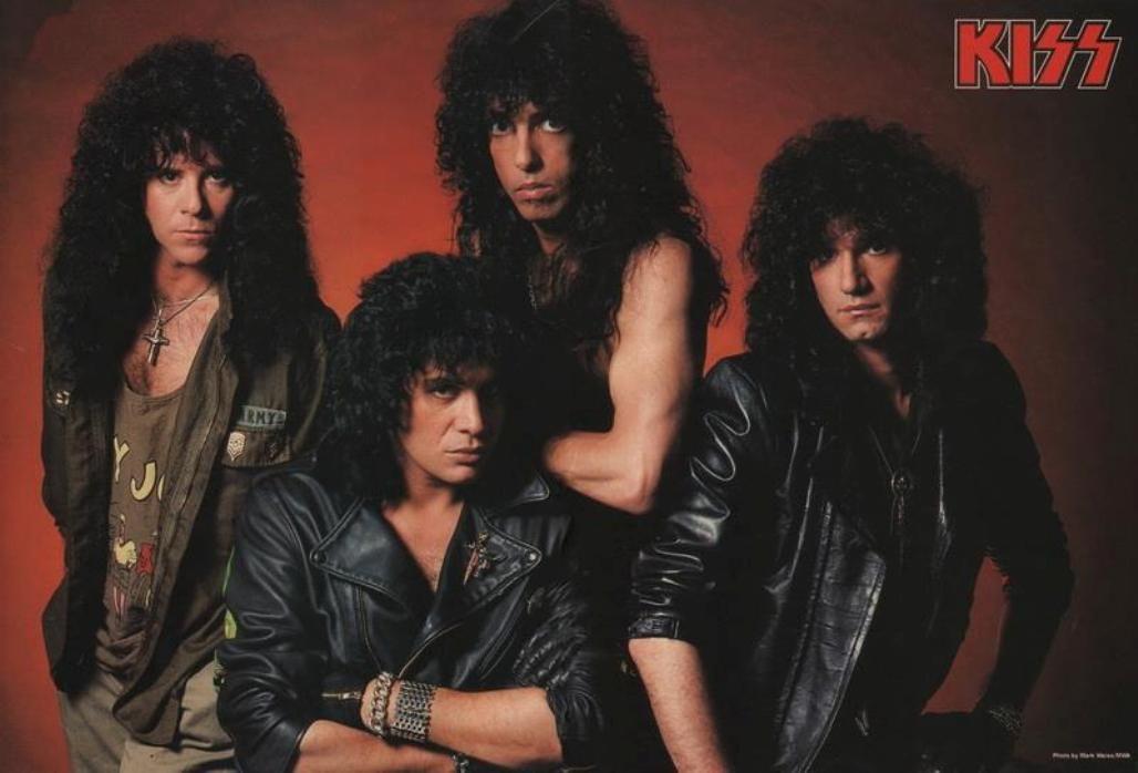 KISS 1988 | Kiss world, Kiss army, Eric carr