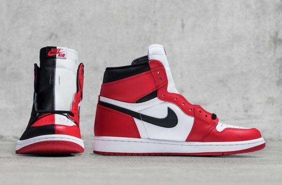 size 40 8d678 3a484 New Release Date  Air Jordan 1 Retro High OG Homage To Home To Drop Next
